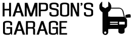 Hampson's Garage Logo